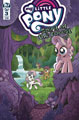 Image: My Little Pony: Spirit of the Forest #3 (cover A - Hickey) - IDW Publishing