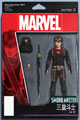 Image: Sword Master #1 (variant Action Figure cover - Christopher) - Marvel Comics