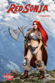 Image: Red Sonja #6 (cover E - Cosplay) - Dynamite