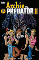 Image: Archie vs. Predator II #1 (cover B - Burchett) - Archie Comic Publications