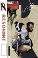 Image: Resonant #1 (cover B - Nathan Gooden, Tim Daniel) - Vault Comics