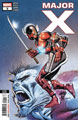 Image: Major X #5 (variant cover - 2nd printing) - Marvel Comics