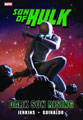 Image: Hulk: Son of Hulk - Dark Son Rising HC  - Marvel Comics