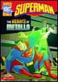Image: DC Super Heroes Superman Young Readers: Menace of Metallo SC  - Stone Arch Books