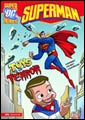 Image: DC Super Heroes Superman Young Readers: Toys of Terror SC  - Stone Arch Books