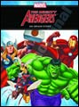 Image: Mighty Avengers An Origin Story HC  (2nd edition) - Marvel Press