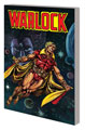 Image: Warlock by Jim Starlin: The Complete Collection SC  - Marvel Comics