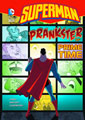 Image: DC Super Heroes Young Readers: Superman - Prankster of Prime Time SC  - Capstone Press