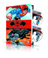 Image: Superman / Batman: Public Enemies HC Book & DVD/BluRay Set  - DC Comics