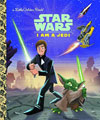Image: Star Wars Little Golden Book: I Am a Jedi HC  - Random House Books For Young R