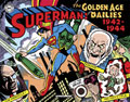 Image: Superman: The Golden Age Dailies 1942-1944 HC  - IDW Publishing