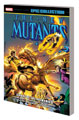 Image: New Mutants Epic Collection: Curse of the Valkyries SC  - Marvel Comics