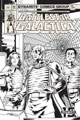 Image: Battlestar Galactica #3 (Classic) (incentive cover - HDR B&W) (20-copy) - Dynamite