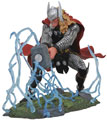 Image: Marvel Gallery PVC Diorama: The Mighty Thor  - Diamond Select Toys LLC