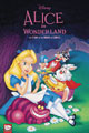 Image: Disney Alice in Wonderland: Story of the Movie in Comics HC  - Dark Horse Comics