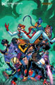 Image: Young Justice #12 (variant card stock cover - Nick Bradshaw) - DC Comics