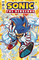 Image: Sonic the Hedgehog #25 (cover A - Hesse) - IDW Publishing