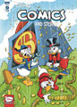 Image: Disney Comics and Stories #9 (cover A - Mazzarello) - IDW Publishing
