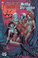 Image: Red Sonja & Vampirella Meet Betty & Veronica #8 (cover C - Braga) - Dynamite