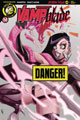 Image: Vampblade: Season 4 #9 (cover F - Serrato risque) - Action Lab - Danger Zone