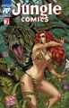 Image: Jungle Comics #3 (cover A - Rhodes) - Antarctic Press