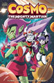 Image: Cosmo Mighty Martian #3 (cover A - Yardley) - Archie Comic Publications