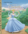 Image: Cinderella Little Golden Book  - Golden Books