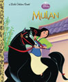 Image: Mulan Little Golden Book  - Golden Books