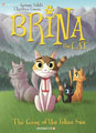 Image: Brina the Cat Vol. 01: Gang of Feline Sun GN HC  - Papercutz