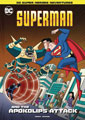 Image: DC Super Heroes Superman: Apokolips Attack SC  (Young Readers) - Stone Arch Books