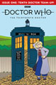 Image: Doctor Who: The 13th Doctor Season Two #1 (cover C - Pepoy) - Titan Comics