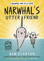 Image: Narwhal & Jelly Vol. 04: Otter Friend GN  - Tundra Books