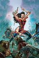Image: Grimm Fairy Tales #36 (cover B - Vitorino) - Zenescope Entertainment Inc