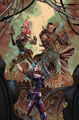 Image: Unbound #4 (cover A - Vitorino) - Zenescope Entertainment Inc