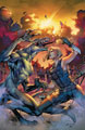 Image: Monster Planet #4 (cover B - Richardson) - Zenescope Entertainment Inc