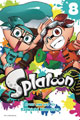 Image: Splatoon Manga Vol. 08 GN  - Viz Media LLC