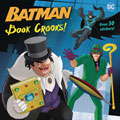Image: DC Super Heroes: Batman Book of Crooks Pictureback  - Random House Books Young Reade
