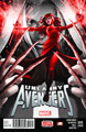Image: Uncanny Avengers #14 (variant 2nd printing cover - Steve McNiven)  [2014] - Marvel Comics