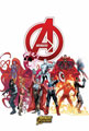Image: Avengers Now! by Pichelli Poster  - Marvel Comics
