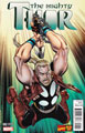 Image: Mighty Thor #2 (Frenz Marvel '92 variant cover - 00241) - Marvel Comics