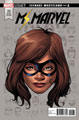 Image: Ms. Marvel #25 (Legacy) (variant cover - McKone Legacy Headshot)  [2017] - Marvel Comics