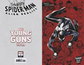 Image: Symbiote Spider-Man: Alien Reality #1 (variant Young Guns cover - Checchetto) - Marvel Comics