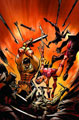 Image: Herc #10 (Oeming variant cover) - Marvel Comics