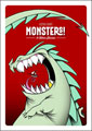 Image: Monsters! & Other Stories SC  - Dark Horse Comics