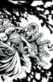 Image: Justice League of America #9 (Black & White variant cover) - DC Comics