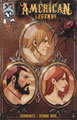 Image: American Legends #1 (variant incentive cover - Sejic) (5-copy) - Image Comics - Top Cow