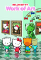 Image: Hello Kitty: Work of Art GN  - Perfect Square