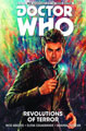 Image: Doctor Who: The 10th Vol. 01: Revolutions of Terror HC  - Titan Comics