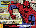 Image: Amazing Spider-Man: The Ultimate Newspaper Comics Collection Vol. 02: 1979-1981 HC  - IDW Publishing