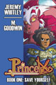 Image: Princeless Book 01: Save Yourself - Deluxe Edition HC  - Action Lab Entertainment
